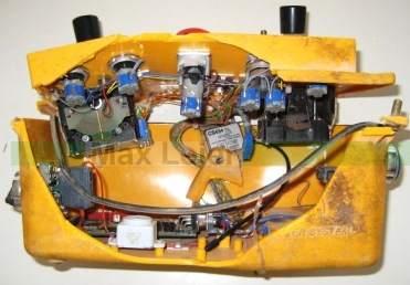 Hetronic-Reparatur
