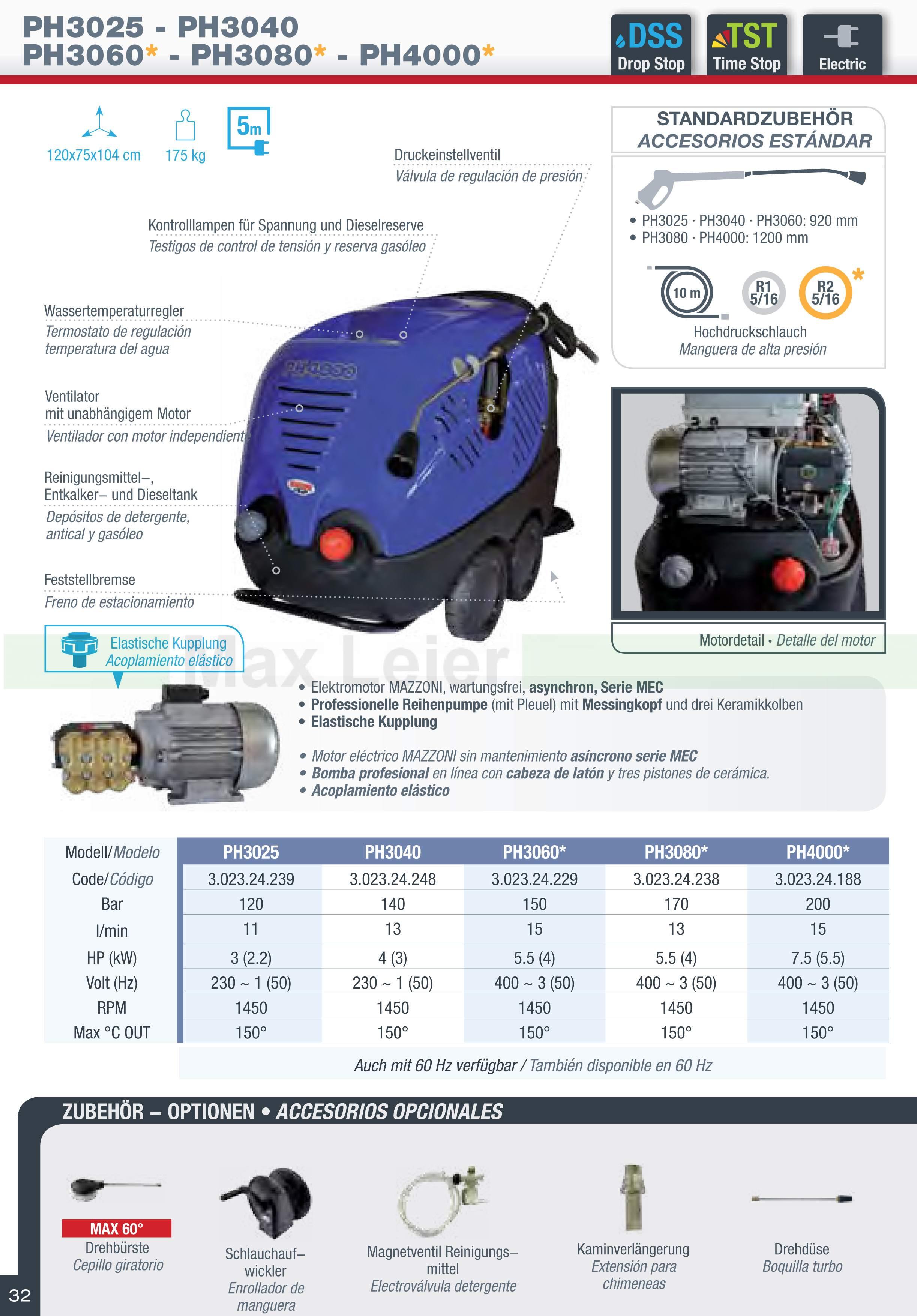 S32-Mazzoni-PH3025-PH3040-PH3060-PH3080-PH4000