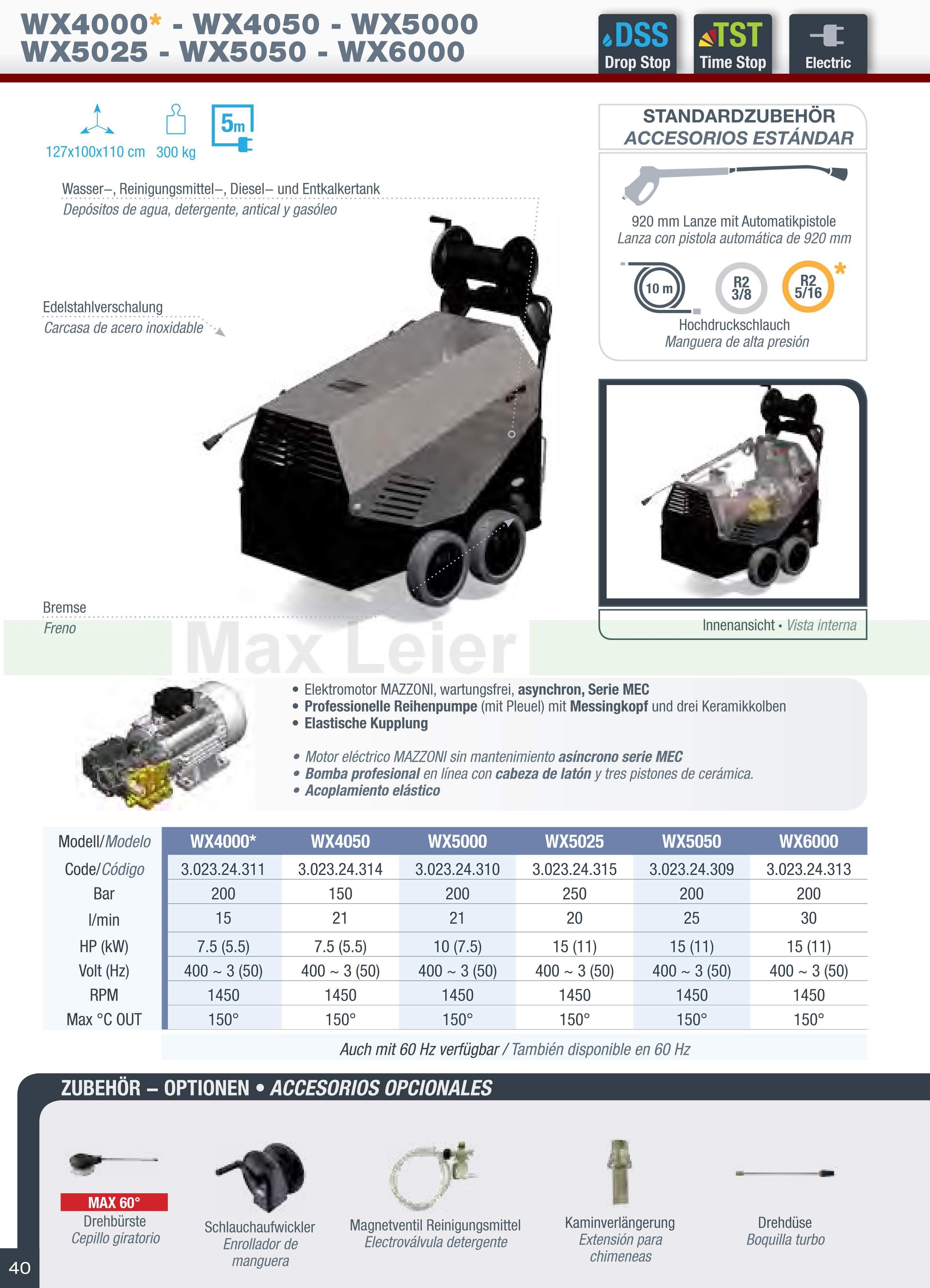 S40-Mazzoni-WX4000-WX4050-WX5000-WX5025-WX5050-WX6000